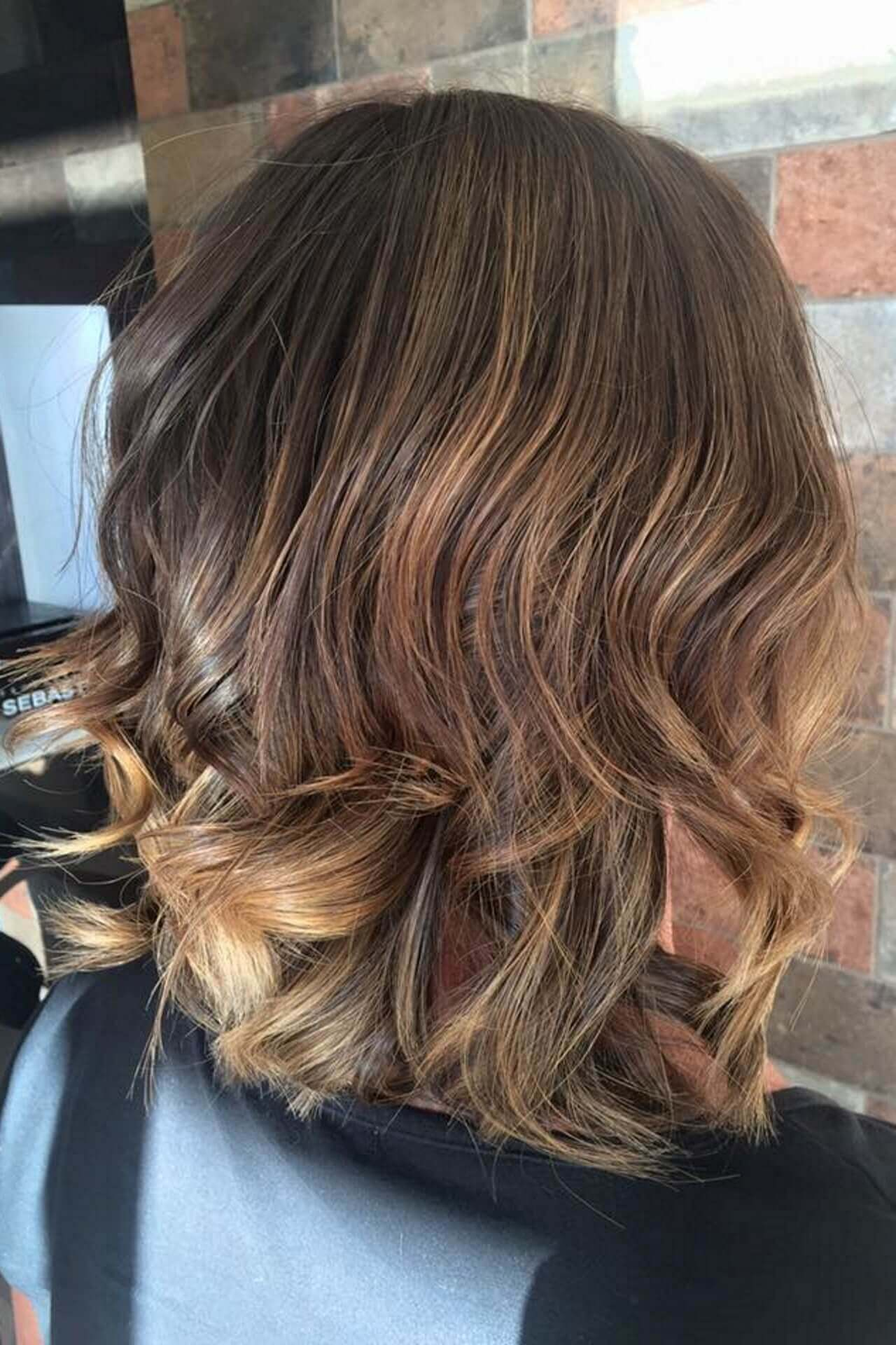 Samantha Jones Hair Co Our Work Image Gallery - Long Natural Wave Hair Salon Cut Above Shoulder