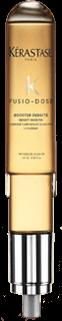 Samantha Jones Hair Co Spa Treatments for Hair Main Background Image - Fusio-Dose Rituals Booster Densite Gold Yellow Kerastase
